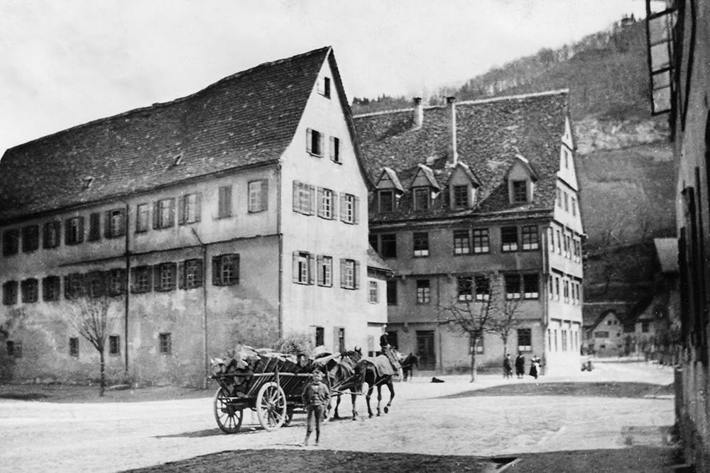 Führung: Alfred Klemms Gang um und durch das alte Geislingen